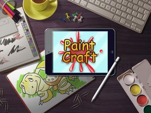 Paint Craft (Drawing & Coloring book engine)