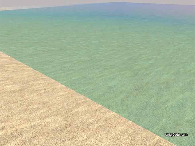 SeaShoreShader (test) | Unity Coding - Unity3D
