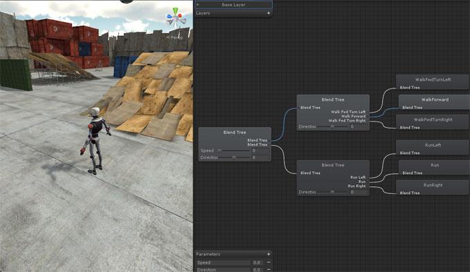 unity4_mecanim_tutorial_step_by_step