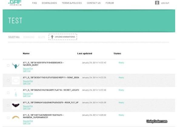 Flash SWF Anims To Unity (GAF Converter) | Unity Coding