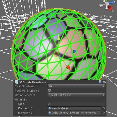 wireframe-overlay | Unity Coding - Unity3D