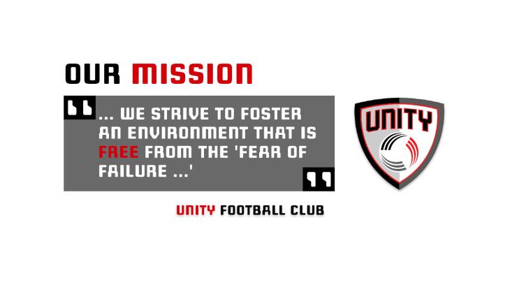 UNITY Mission Artwork