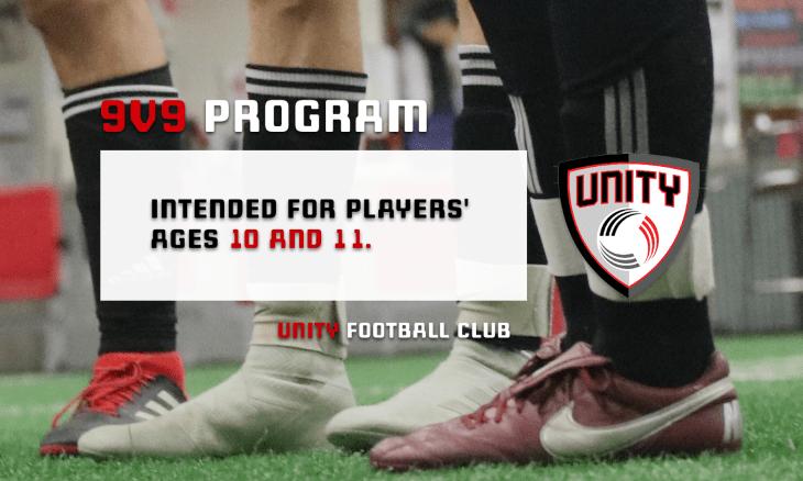 UNITY Program 9v9