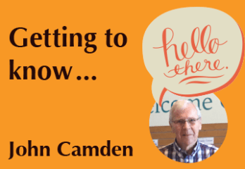 Getting to Know…John Camden