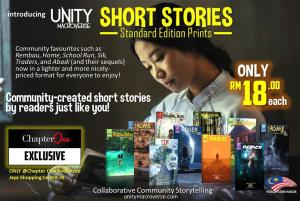 Chapter One and UNITY Macroverse Promotions