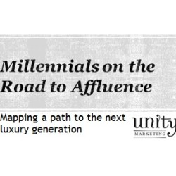 Millennials on Road to Affluence