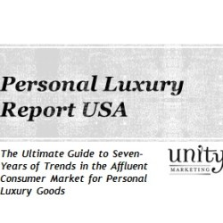 Personal Luxury Report USA