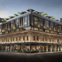 RH NEW YORK, THE GALLERY IN THE HISTORIC MEATPACKING DISTRICT