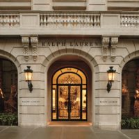 Ralph Lauren Store 888 Madison Avenue, NYC