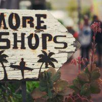 More shops