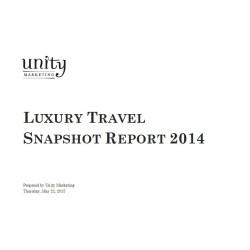Travel Snapshot