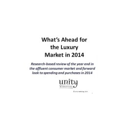 whats ahead for the luxury market in 2014