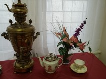 come and have some tea