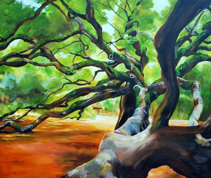 Angel Oak 48x40