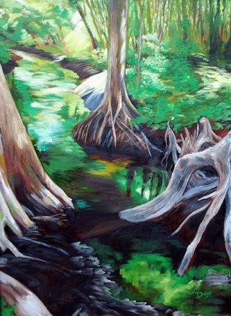 Jones-Creek_18x24