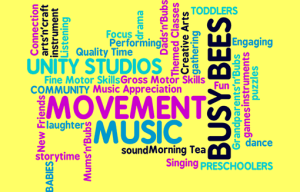 Busy Bees Wordle