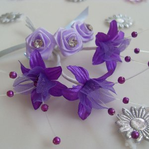 Purple Wedding Decoration