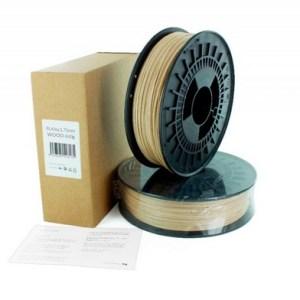Bobina bq filamento de madera