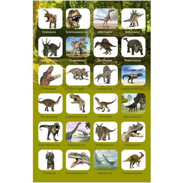 Proyector de Dinosaurios
