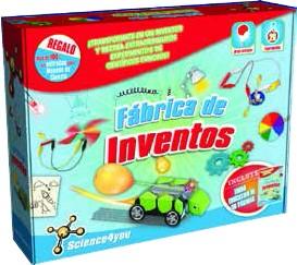 Fábrica de Inventos