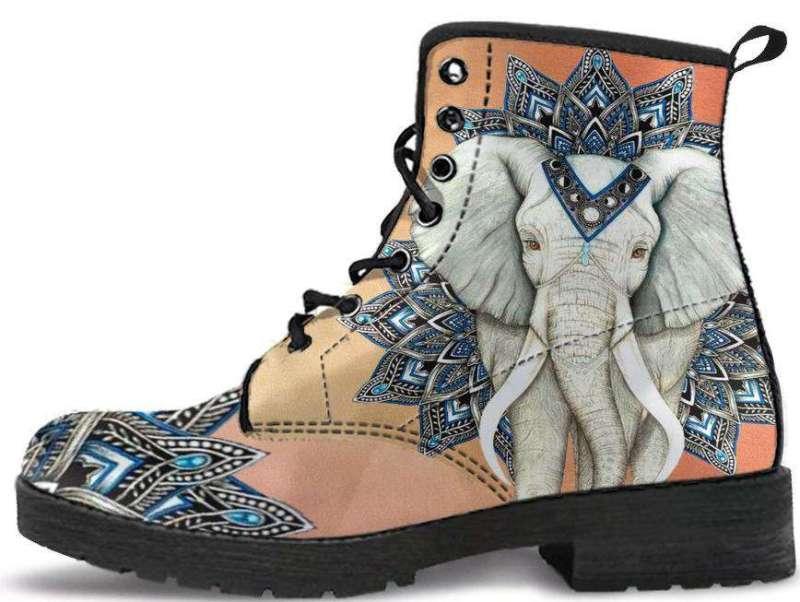 """Bottes """"Sagesse de l'éléphant"""" - L'univers-karma"""