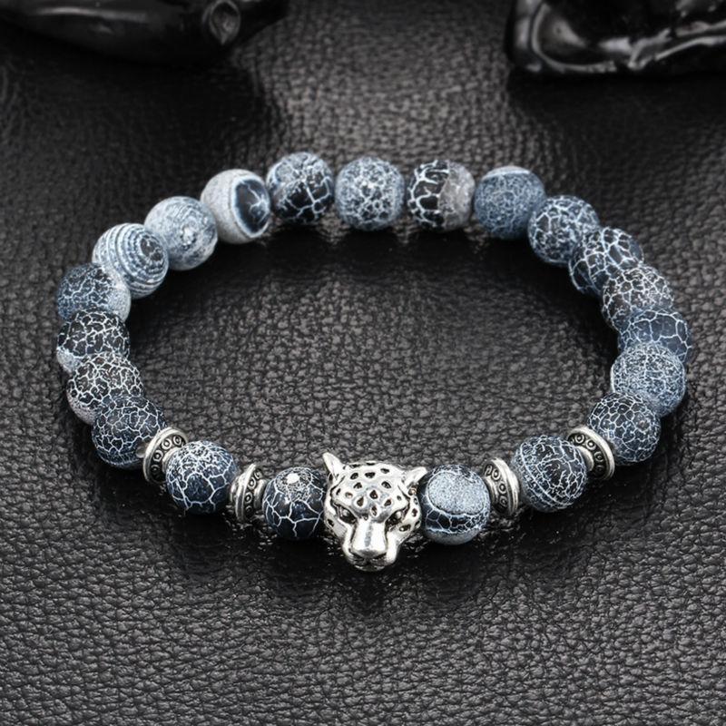 Bracelet force du léopard - L'univers-karma