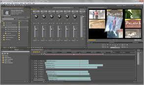 Groß und nur für Fortgeschrittene: Adobe Premiere Pro.