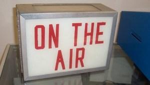 Bild: On Air (Rochelle, just rochelle, CC-BY)