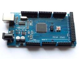 Arduino Mega 2560 compatible micro controller development board - smarter electronics by Universal Solder