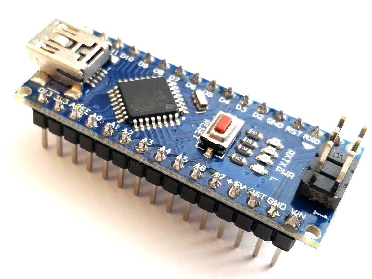 Arduino Nano V3 compatible micro controller development board - smarter electronics by Universal Solder