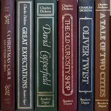 Image of Charles Dickens's Books