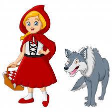 Little Red Riding Hood - Short Stories for Kids