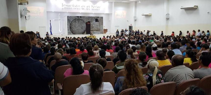 Concentración en Nicaragua