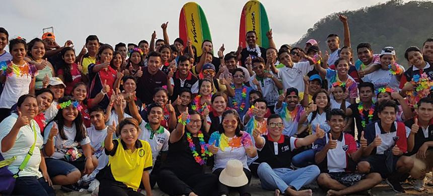 Festival de Cultura en la Playa Revolcadero, Acapulco