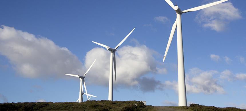 Energías limpias por un mundo mejor