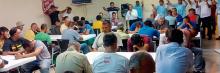 T-Ayudo preparó una rica cena para decenas de migrantes