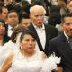 493 parejas se unieron en la Gran Celebración de los Matrimonios en la Terapia del Amor