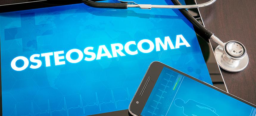 Osteosarcoma: cáncer que afecta principalmente a niños y jóvenes