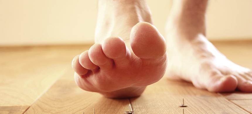 mononeuropatía por daño del nervio diabético