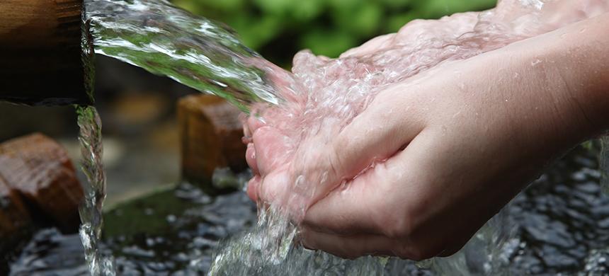 Agua para tu vida amorosa
