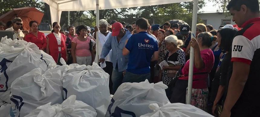 T-Ayudo visitó colonias de bajos recursos en Veracruz