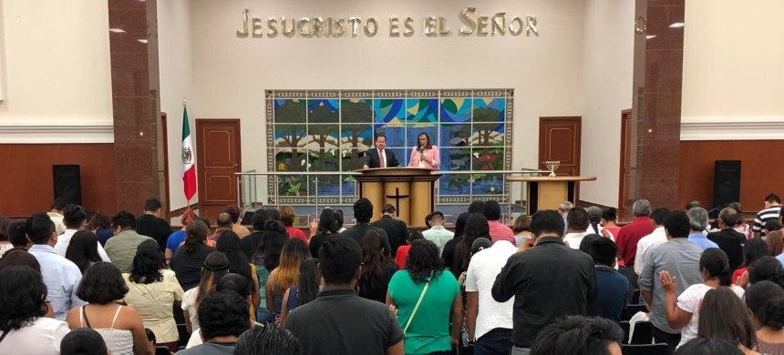 Concentración de fe en Quintana Roo