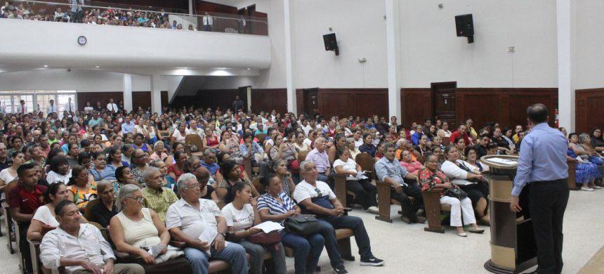 Escuela de la fe en Honduras