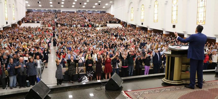 Domingo de Pentecostés en México