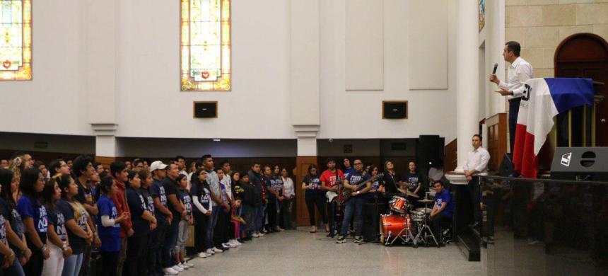 Encuentro de la Amistad con la FJU México