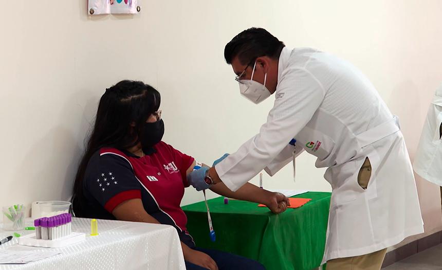 Donación de sangre: un acto altruista en Ecatepec