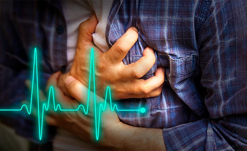 Señales para identificar un infarto