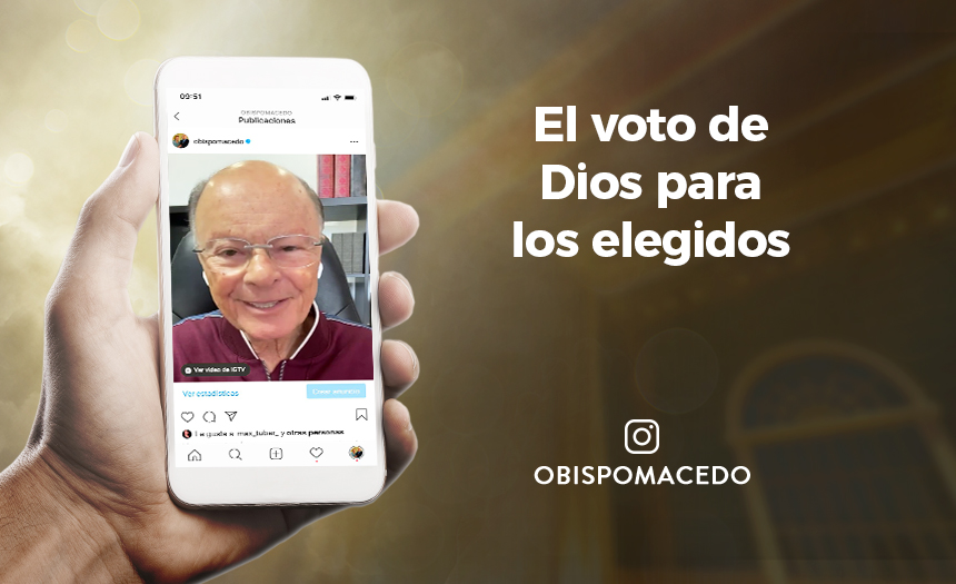 El voto de Dios para los elegidos