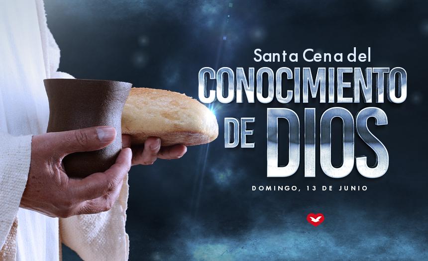 Santa Cena del Conocimiento de Dios