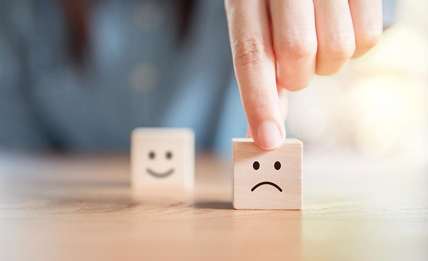 Ciclotimia, altibajos emocionales impredecibles